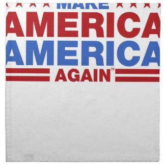 Make America America Again Napkin