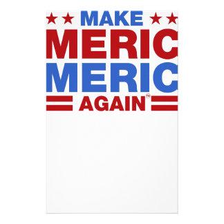 Make America America Again Stationery