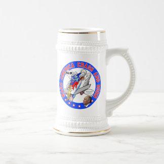 Make America Crash & Burn Beer Stein