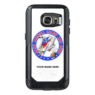 Make America Crash & Burn OtterBox Samsung Galaxy S7 Case