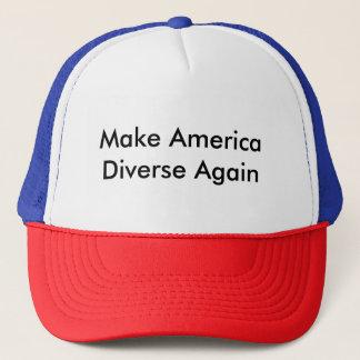 Make America Diverse Again Trucker Hat