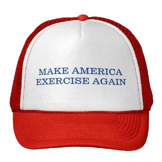 Make America Exercise Again Cap
