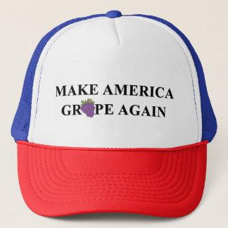 Make America Grape Again Trucker Hat