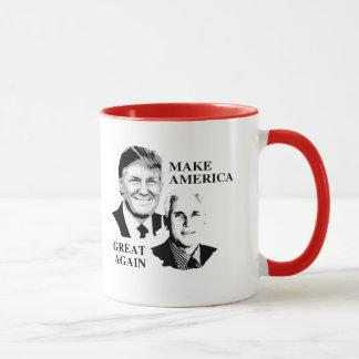 Make America Great Again with Trump Pence - -  Mug