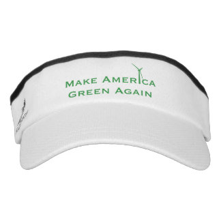 Make America Green Again Visor