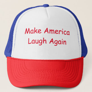 Make America Laugh Again hat