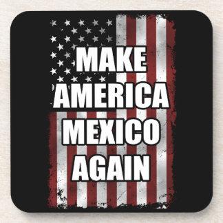 Make America Mexico Again Shirt | Funny Trump Gift Coaster