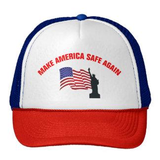 Make America Safe Again Cap