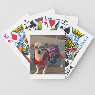 Make America Smile Again Cute Patriotic Bicycle Playing Cards