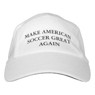 Make American Soccer Great Again Hat