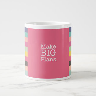 Make Big Plans Jumbo Mug