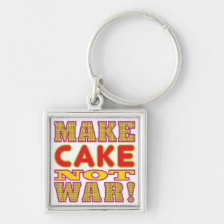 Make Cake Key Chain