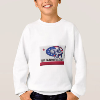 Make California Great Again Sweatshirt