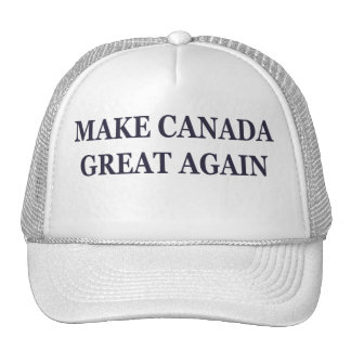 Make Canada Great Again Cap