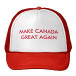 MAKE CANADA GREAT AGAIN HAT