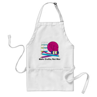 Make Crafts Adult Apron