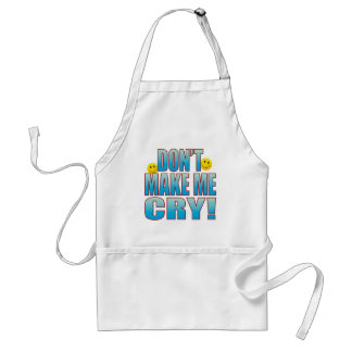 Make Cry Life B Standard Apron