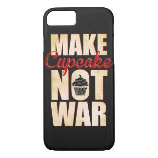 Make cupcake not war iPhone 7 case