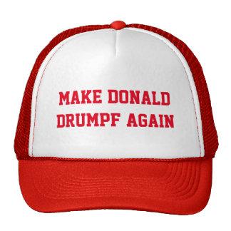 MAKE DONALD DRUMPF AGAIN CAP