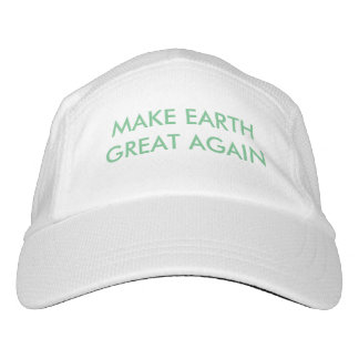 Make Earth Great (and green) Again! Hat