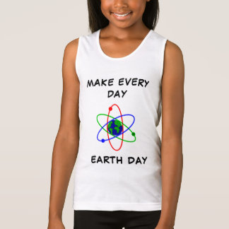 Make Every Day Earth Day Singlet