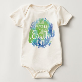 Make Everyday Earth Day Bodysuit