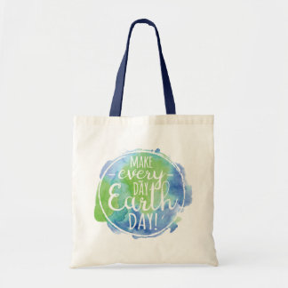 Make Everyday Earth Day Tote