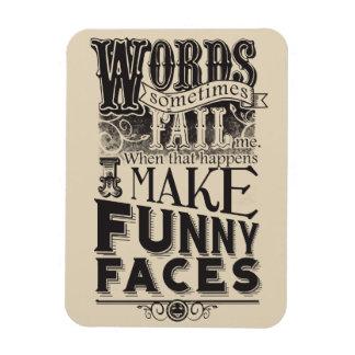 Make Faces Magnet
