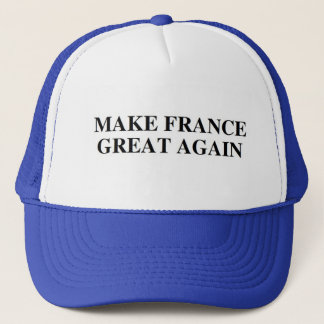 Make France Great Again Cap