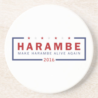 Make Harambe Alive Again Coaster