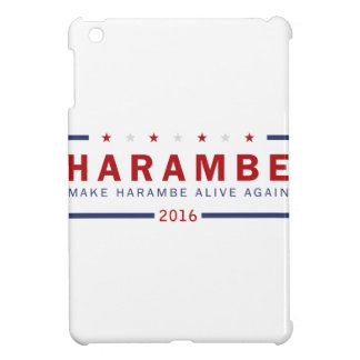 Make Harambe Alive Again iPad Mini Covers