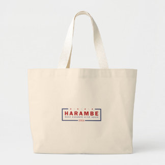 Make Harambe Alive Again Large Tote Bag
