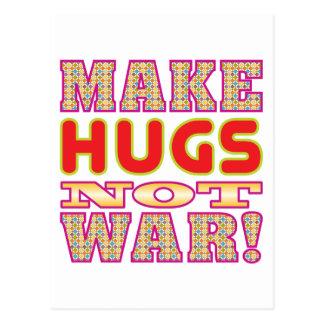 Make Hugs v2 Post Cards