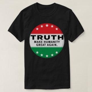 MAKE HUMANITY GREAT AGAIN T-Shirt