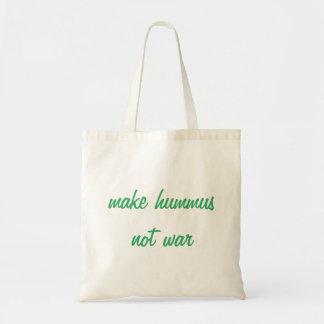 Make Hummus Tote Bag