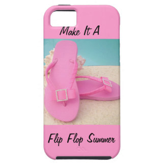 Make it a Flip Flop Summer-Mate Case Case For The iPhone 5
