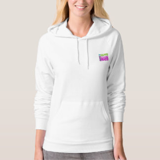 Make It Happen Mann! Woman's Hoodie
