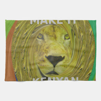 Make it Kenyan Tea Towel