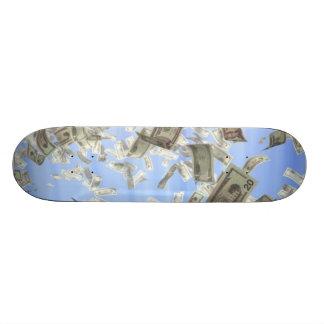 Make it rain board. 21.6 cm old school skateboard deck