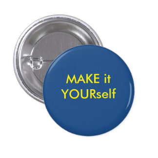 Make it yourself, DIY buttons