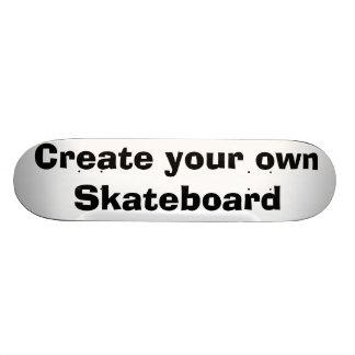 Make it Yourself Skateboard