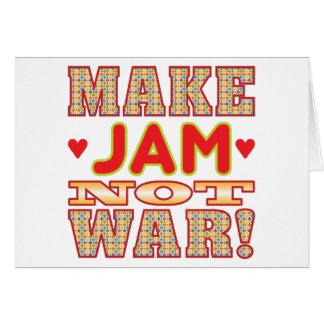 Make Jam v2b Greeting Card