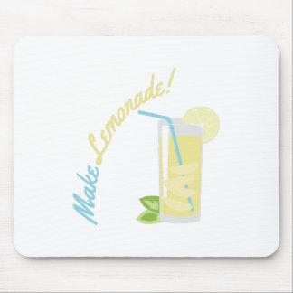 Make Lemonade! Mousepads