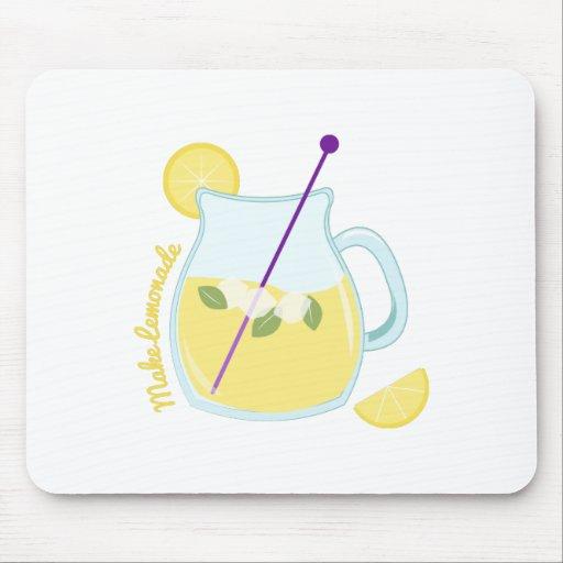 Make Lemonade Mouse Pad