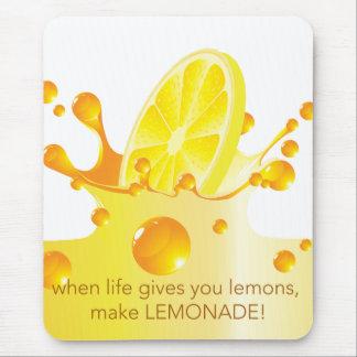 Make Lemonade Mouse Pads
