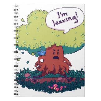 Make Like a Tree Notebooks