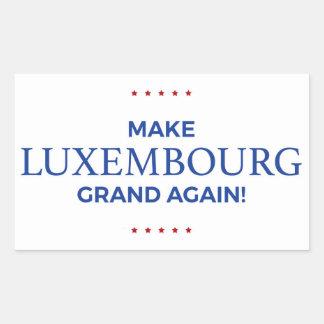 Make Luxembourg Grand Again! Sticker