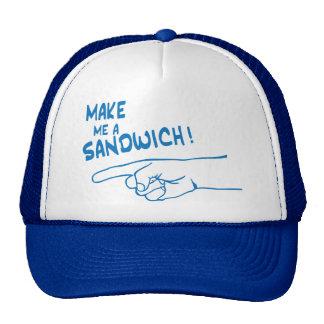 Make Me A Sandwich Cap