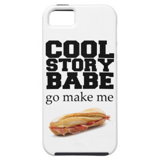 Make Me a Sandwich iPhone 5 Cover