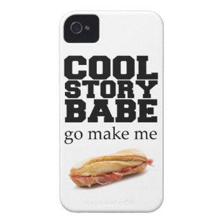 Make Me a Sandwich iPhone 4 Case